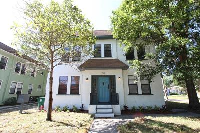Tampa Multi Family Home For Sale: 922 W West Street