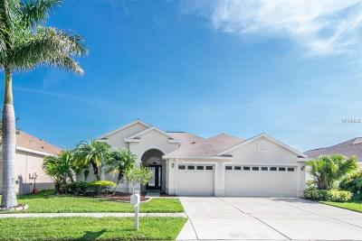 Ruskin Single Family Home For Sale: 1514 Bonita Bluff Court