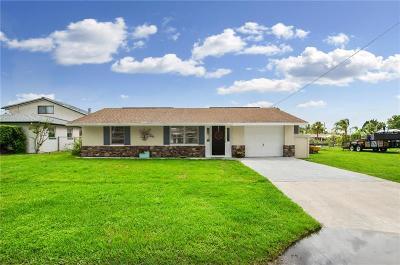 Hudson Single Family Home For Sale: 13300 Neptune Drive