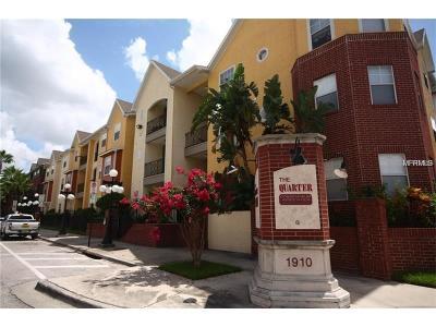Quarter At Ybor, Quarter At Ybor Condo The Rental For Rent: 1810 E Palm Avenue #1104