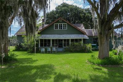 Lutz FL Single Family Home For Sale: $800,000