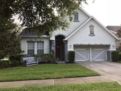 Single Family Home For Sale: 14609 Chatsworth Manor Circle