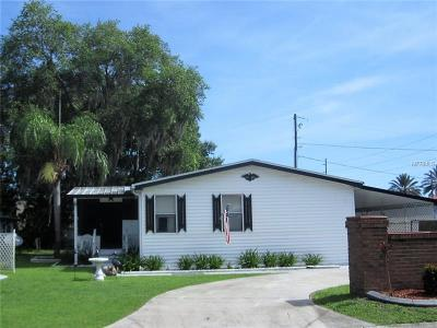 Tampa Mobile/Manufactured For Sale: 8803 Sheldon West Drive