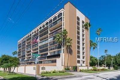 Tampa Condo For Sale: 3211 W Swann Avenue #807