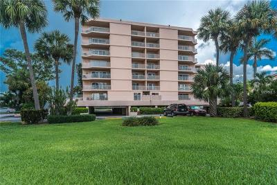 Saint Petersburg, St Pete, St Petersburg, St. Petersburg, St.petersburg, St>petersburg Condo For Sale: 7432 Sunshine Skyway Lane S #706