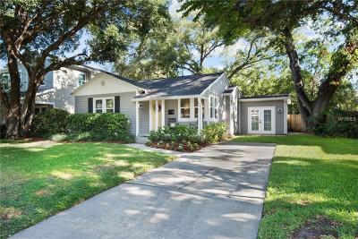 Tampa Single Family Home For Sale: 4007 W San Juan Street