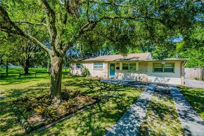 Tampa Single Family Home For Sale: 9602 Forest Hills Drive