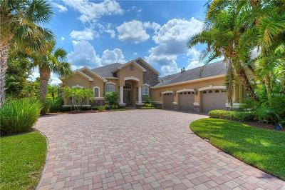 Pasco Sunset Lakes Single Family Home For Sale: 3130 Sunset Lakes Boulevard