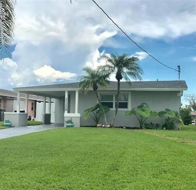 New Port Richey Single Family Home For Sale: 4532 Floramar Terrace