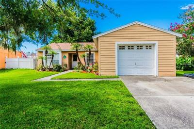 Tampa Single Family Home For Sale: 5707 Kneeland Lane