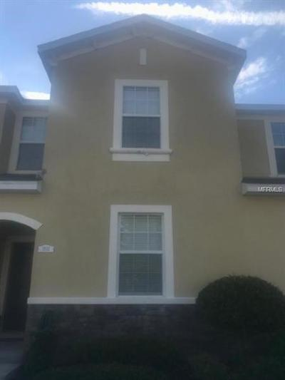 Plant City Townhouse For Sale: 1931 Greenwood Valley Drive