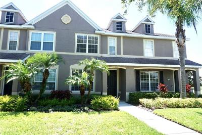 Tampa Townhouse For Sale: 11551 Declaration Drive