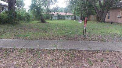 Tampa Residential Lots & Land For Sale: 2420 E North Bay Street