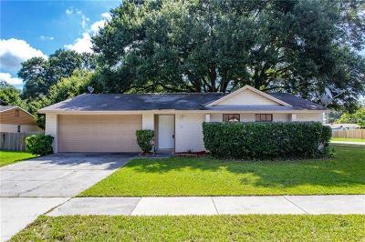 Seffner Single Family Home For Sale: 3416 King Richard Ct Court