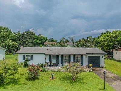 Hernando County Single Family Home For Sale: 9386 Carthage Road