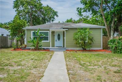 St Petersburg Single Family Home For Sale: 4720 9th Avenue N