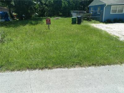 Tampa Residential Lots & Land For Sale: 7304 S Morton Street