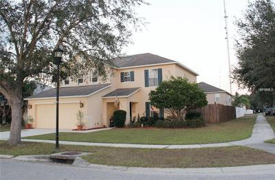 Riverview Single Family Home For Sale: 10518 Boyette Creek Boulevard