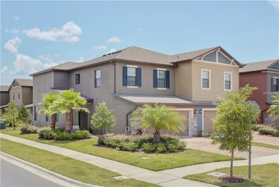 Wesley Chapel Townhouse For Sale: 3308 Gentle Dell Court