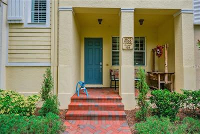 Tampa Townhouse For Sale: 6030 Printery Street #105