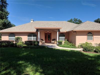 Deland Single Family Home For Sale: 3340 Quail Roost Drive