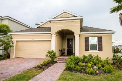 Apollo Beach Single Family Home For Sale: 5230 Admiral Pointe Drive