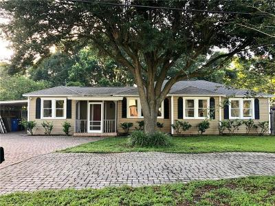 Single Family Home For Sale: 12703 Marjory Avenue