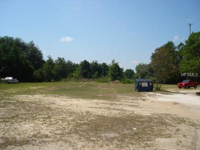 Thonotosassa Residential Lots & Land For Sale: 12715 Morris Bridge Road