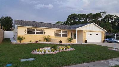New Port Richey Single Family Home For Sale: 6246 Aberdeen Avenue