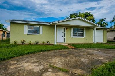 Port Richey Single Family Home For Sale: 7014 Fox Hollow Drive