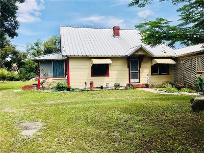 Ruskin Single Family Home For Sale: 4114 Old 41 Highway