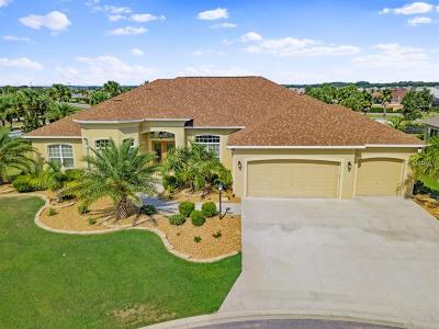 The Villages FL Single Family Home For Sale: $949,000