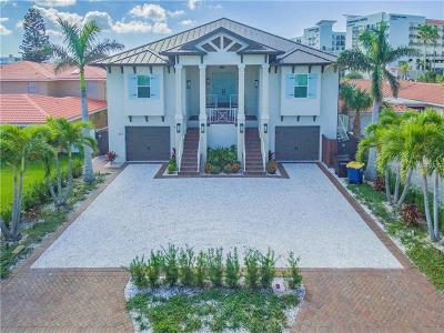 Clearwater, Clearwater Beach Single Family Home For Sale: 117 Devon Drive