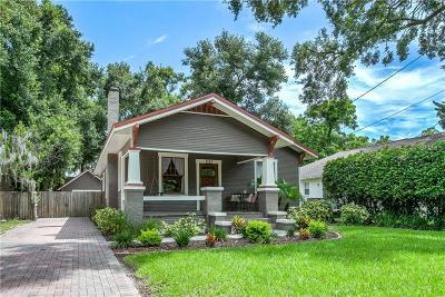 Hillsborough County, Pasco County, Pinellas County Single Family Home For Sale: 1312 E Giddens Avenue