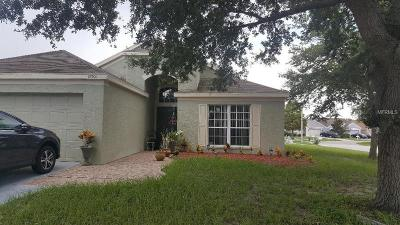 Riverview Single Family Home For Sale: 10501 Walker Vista Drive