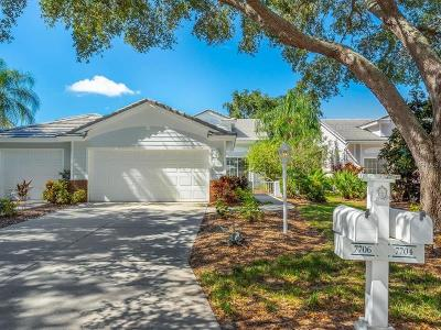 University Park Single Family Home For Sale: 7704 Whitebridge Glen