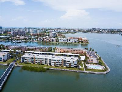 Hernando County, Hillsborough County, Pasco County, Pinellas County Condo For Sale: 7465 Bay Island Drive S #118