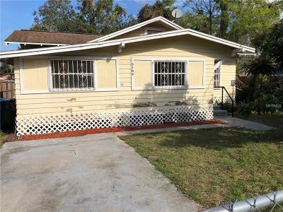 Tampa Single Family Home For Sale: 3104 E Ellicott Street