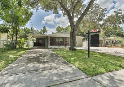 Tampa Single Family Home For Sale: 3510 W Ballast Point Boulevard