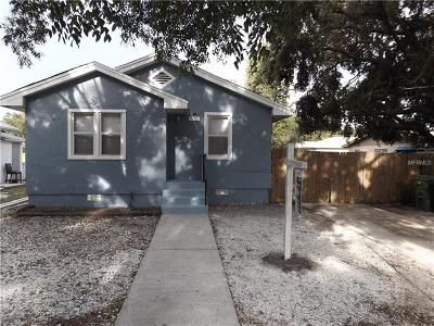 Sarasota FL Single Family Home For Sale: $93,000