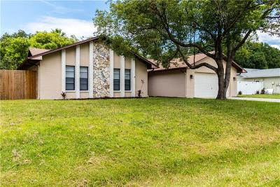 Land O Lakes Single Family Home For Sale: 3743 Meridean Place