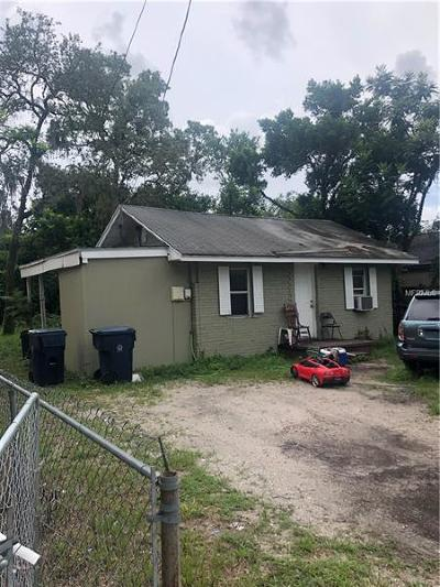Tampa Single Family Home For Sale: 1413 E Linebaugh Avenue