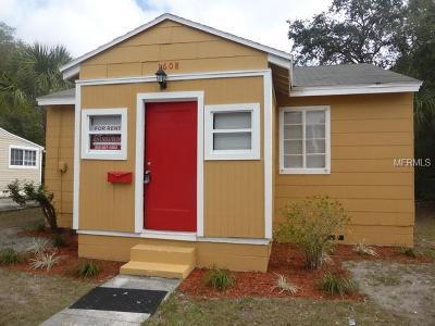 St Petersburg Single Family Home For Sale: 1608 Preston Street S
