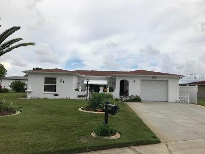 Pasco County Single Family Home For Sale: 9529 Towanda Lane