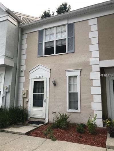 Temple Terrace Condo For Sale: 11334 Grandville Drive #8