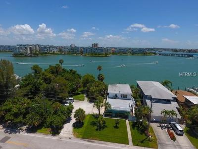 St Pete Beach Multi Family Home For Sale: 7885 Boca Ciega Drive