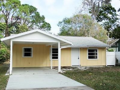 Sarasota Single Family Home For Sale: 5415 Dorsay Street