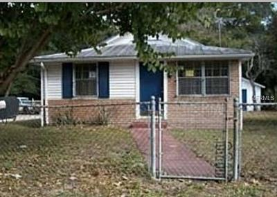 Tampa Single Family Home For Sale: 4539 N 19th Street
