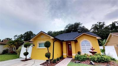 Tampa Single Family Home For Sale: 12810 Dunhill Drive