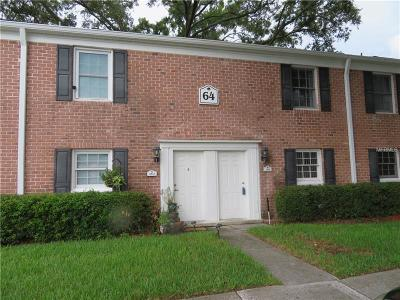 Tampa Condo For Sale: 2535 Cedar Cypress Court